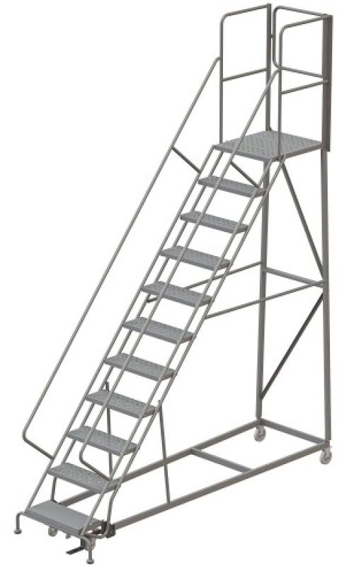 Gateway Rear Exit Rolling Ladder