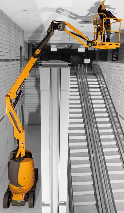 HA 32 CJ+ Articulating Boom Lift