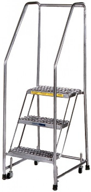 Industrial Stainless Steel Ladder