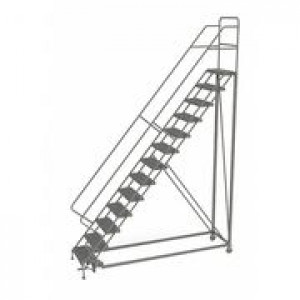 50 Degree Safety Angle Incline Ladder