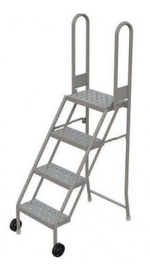 Mobile Folding Step Stand