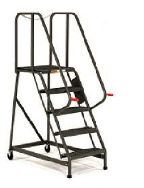 Mechanic Rolling Ladder