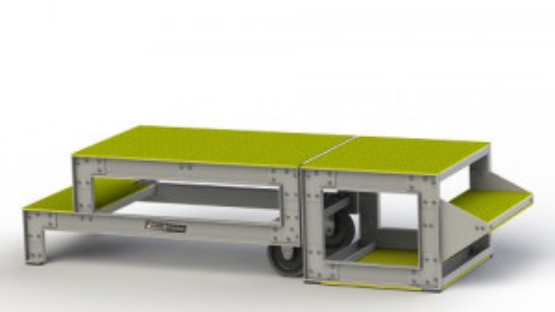 FRP Composite Multi-Purpose Maintenance Stand