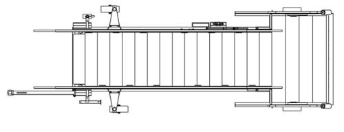 Aircraft Passenger Stairs 15F2820