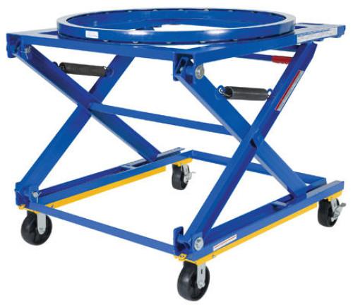 Adjustable Pallet Stand