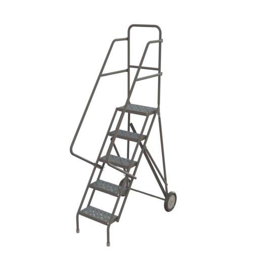 All-Terrain Rolling Ladder