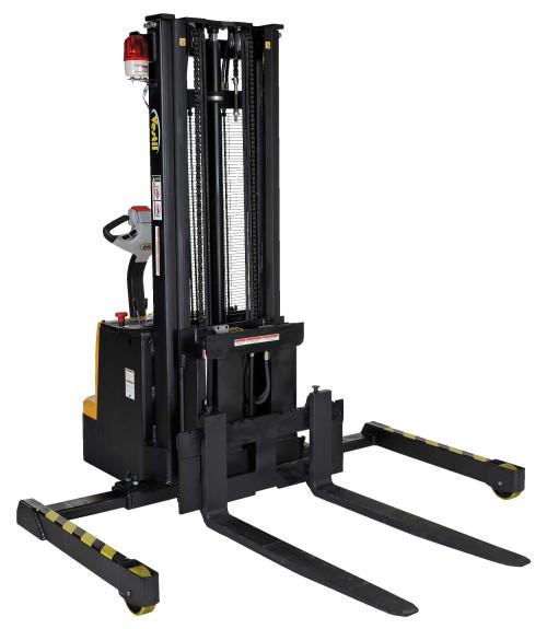 Powered Stacker w/ Power Drive, Power Lift & Power Fork Reach
