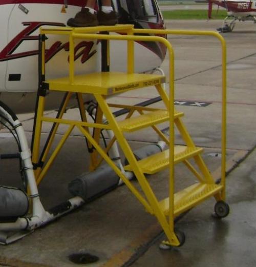 100 Series Helicopter Maintenance Platform