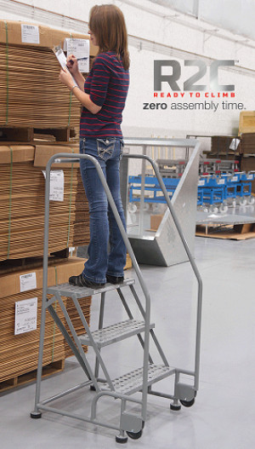 Tilt & Roll Ladder