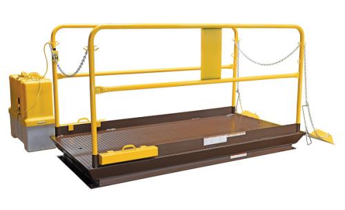 Dock and Truck Scissor Lift