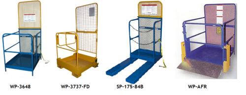 Forklift Platforms