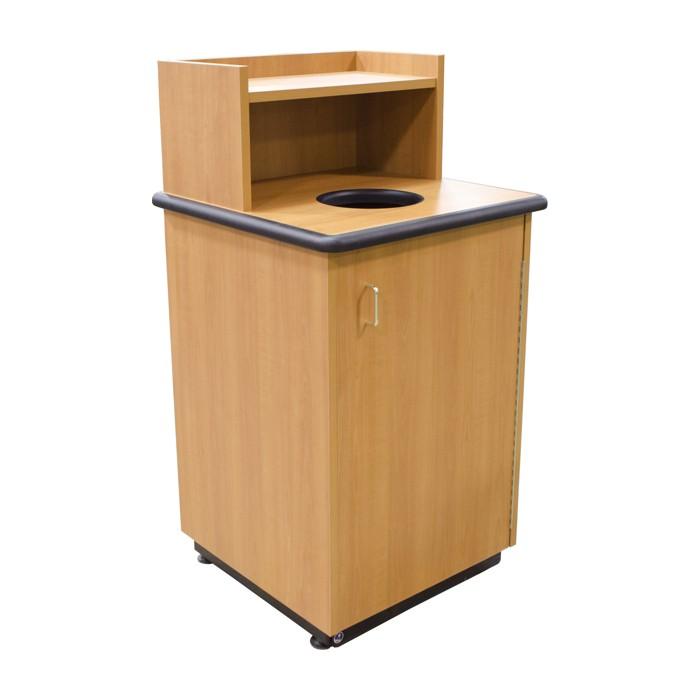 Waste Receptacles-80111DE