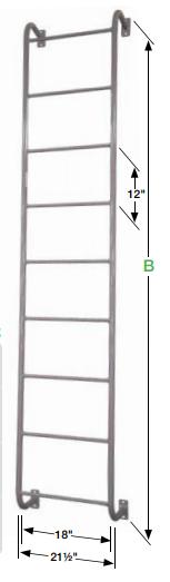 Welded_Steel_Dock_Ladders_Side Step
