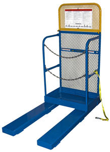 Stockpicker Work Platforms