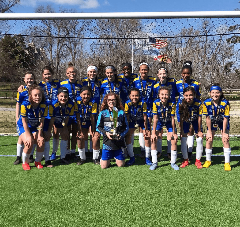 Congratulations to our RLancers 2006 Girls and 2003 Boys