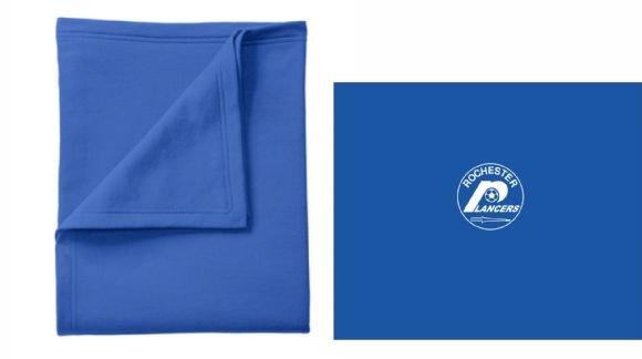 Sweatshirt Material Blanket