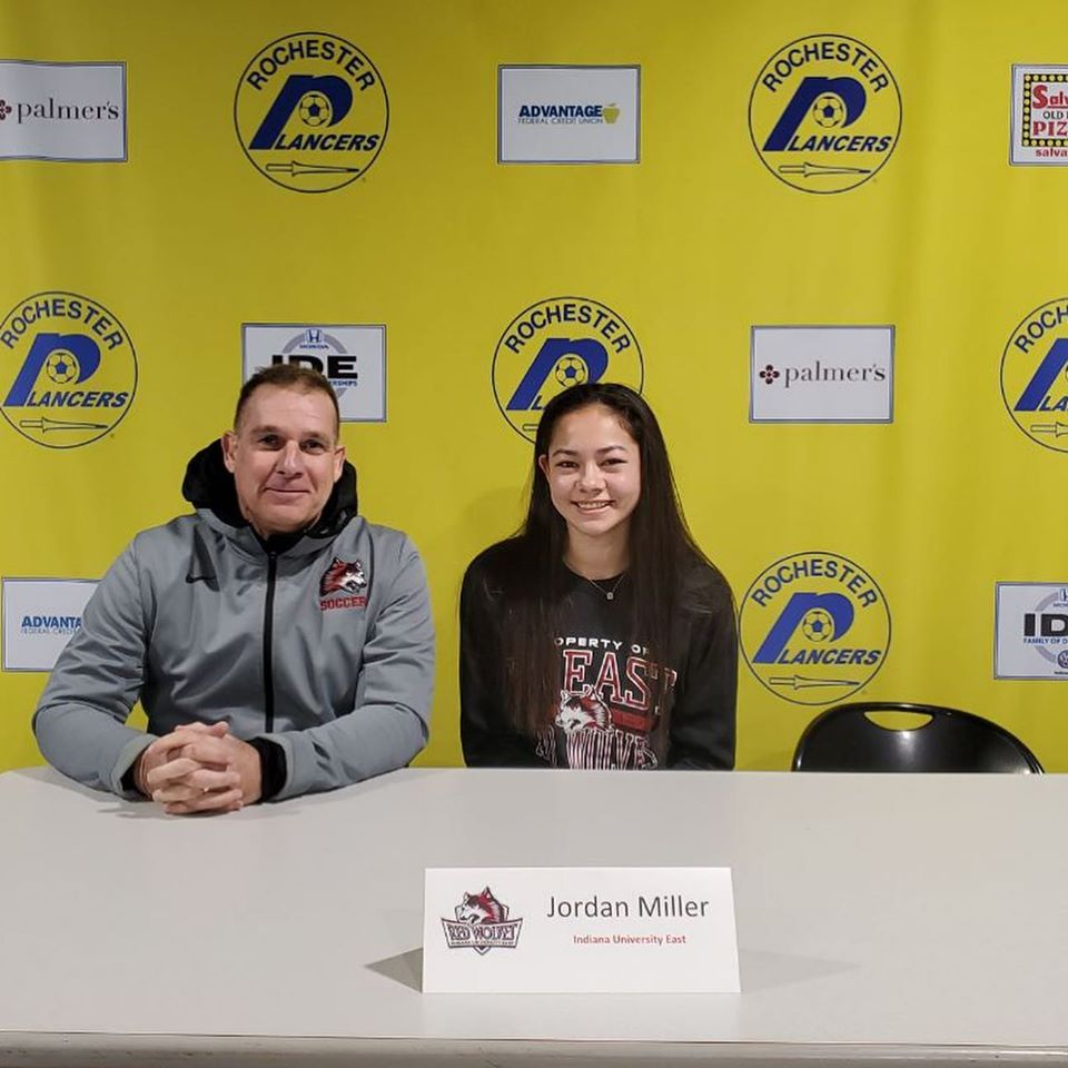 Jordan Miller to play at Indiana University East