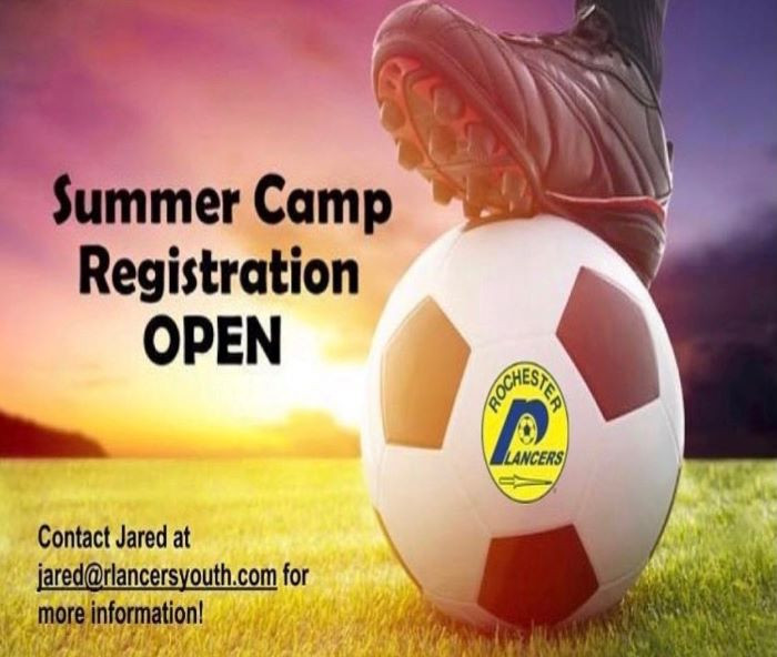 Summer Camps Announced