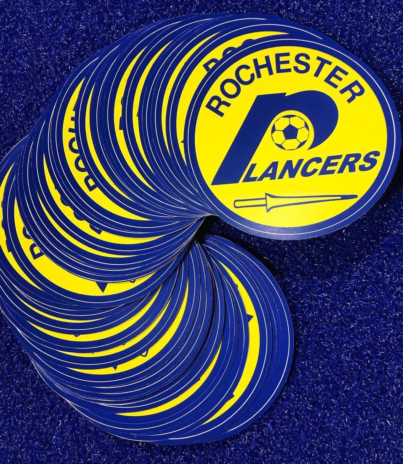 Lancers Bumper Sticker