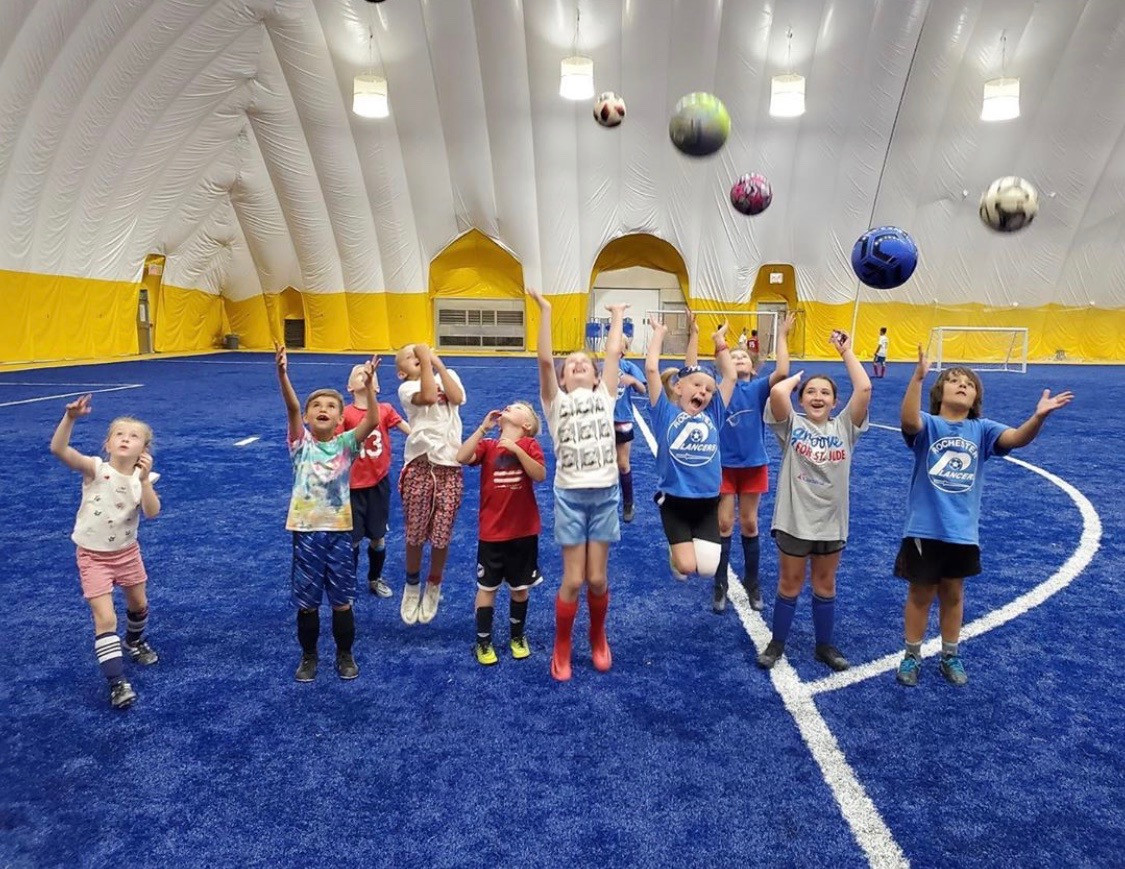 Veteran's Day Soccer Clinic