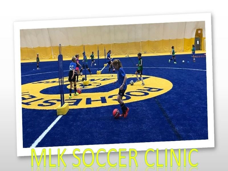MLK Soccer Clinic