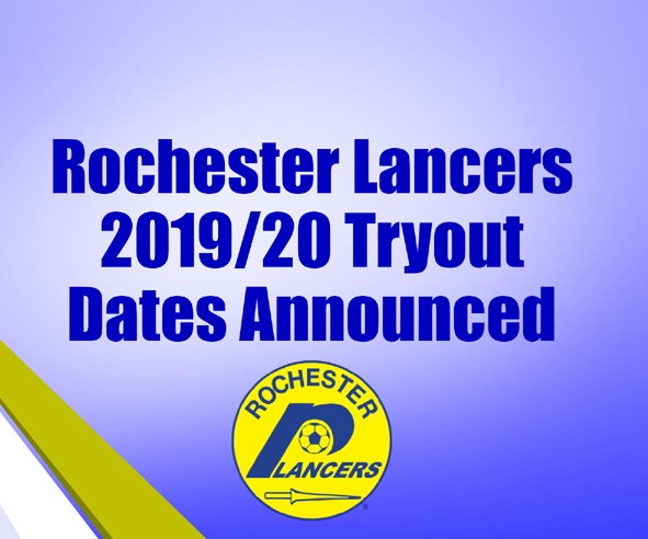 Rochester Lancers Academy Tryouts Announced