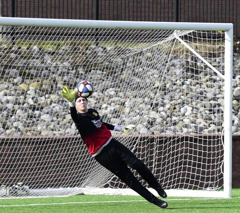 Goal Keeping Training