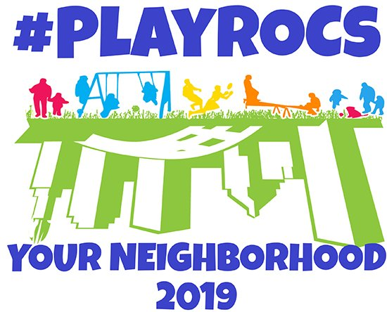 Call for Volunteers for PlayROCS your Neighborhood
