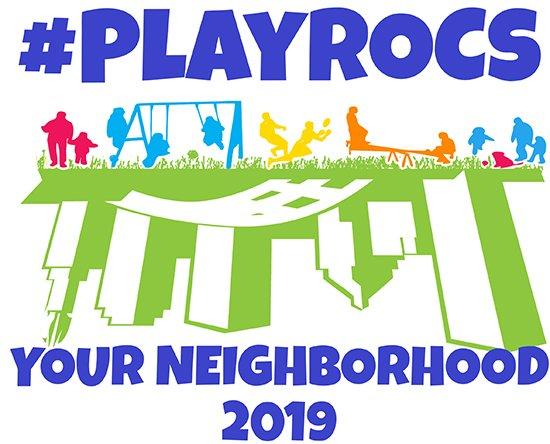 Call for Volunteers for PlayROCS your Neighborhood