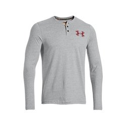 Under Armour Grey  Borderland Henley