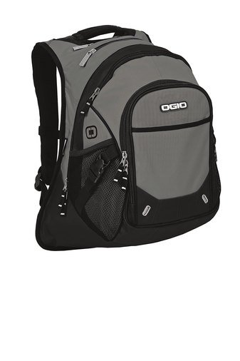 Back Pack - 711113 - Petrol - Gray/Black