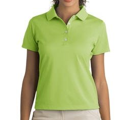 NIKE 203697 Ladies Tech Basic Dri-FIT UV Sport Shirt