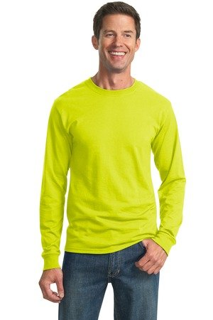 Safety - Long Sleeve Shirt - Yellow