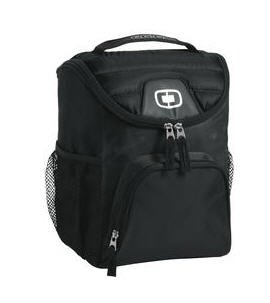 Ogio Chill 6-12 Can Cooler - Grey/Black