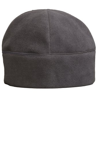 Fleece Beanie - C918 - Charcoal