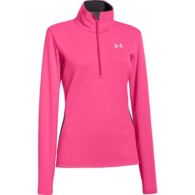 Under Armour Womens Performance 14 Zip Zonk Shop