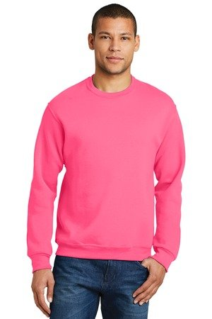 Safety - Crew Neck - Pink
