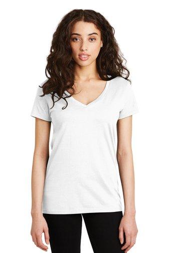 Alternative Women's Legacy V-Neck T-Shirt - AA9073 - White