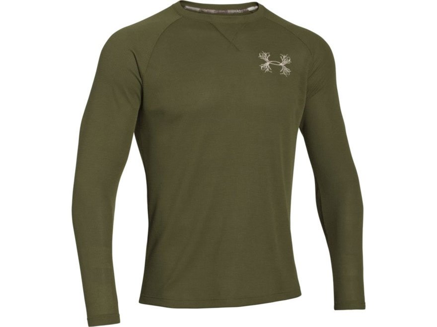 Under Armour Borderland Olive Waffle