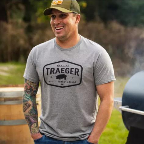 TRAEGER CERTIFIED MEN'S T-SHIRT