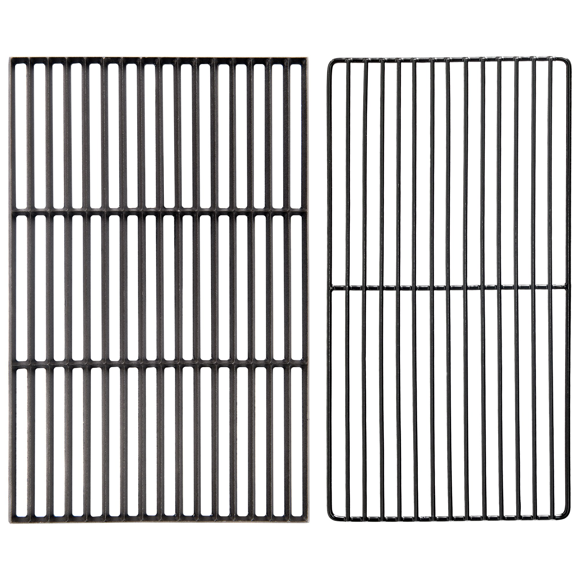 Cast Iron/Porcelain Grill Grate Kit 22