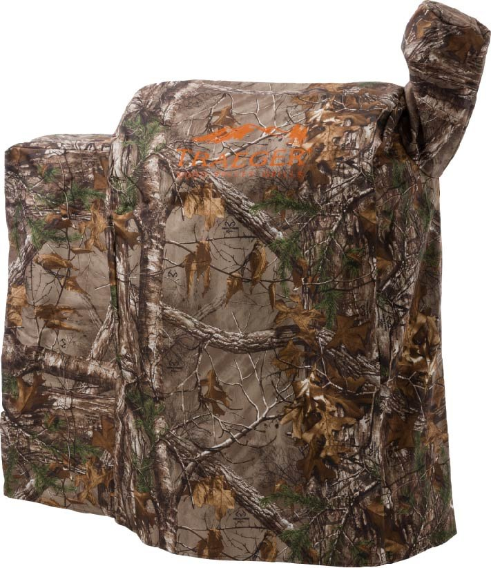 Realtree Full Length Grill Cover - Series 22
