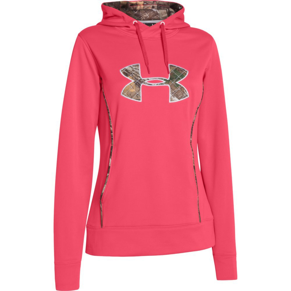 Under Armour Women's Big Logo Storm Hoodie