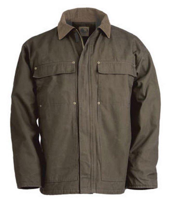 Berne Washed Chore Coat