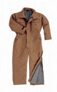 Flame Resistant Insulated Coverall