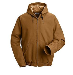 Flame Resistant Hooded Jacket