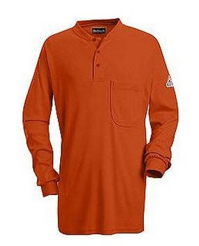 Flame Resistant Henley