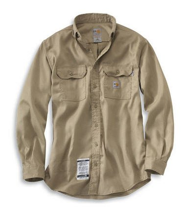Flame Resistant Work Shirt