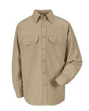 Flame Resistant Tan Shirt