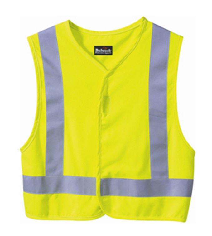 Flame Resistant Hi-Visibility Safety Vest